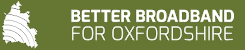Better Broadband for Oxfordshire