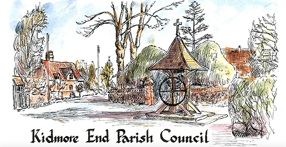 kidmore end parish council newsletter