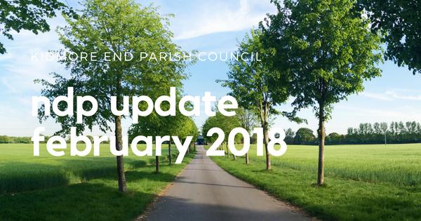 kidmore end parish council ndp feb update